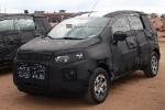 Ford тестирует компактный кроссовер на платформе Fiesta