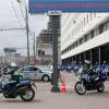 ГИБДД Москвы получила на юбилей 110 мотоциклов BMW