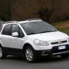 Fiat Sedici (Фиат Седичи)