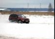 BMW X5 и BMW X3 зимний тест драйв