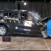 Краш-тест BMW 1 series от EuroNCAP. Фронтальный удар