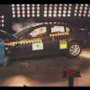 Краш-тест BMW 3 series от EuroNCAP. Фронтальный удар