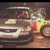 Краш-тест Kia Rio от EuroNCAP – Боковой удар
