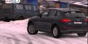 Кроссоверы Mercedes Benz GLK и Audi Q5 Тест Драйв