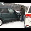 Тест драйв Land Rover Discovery 4 и Jeep Grand Cherokee