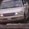 Lexus LX470 Тест Драйв на бездорожье