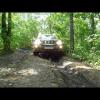 Nissan X-Trail на бездорожье