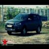 Обзор Mitsubishi Outlander на канале Звезда