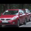 Российские журналисты тестируют новый Kia cee'd в Тоскане