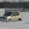 Снежный Тест Драйв Nissan Pathfinder, Nissan X-Trail и УАЗ Хантер