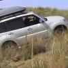Тест Драйв Mitsubishi Pajero в песках