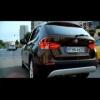Тест-драйв BMW X1 с Александром Михельсоном