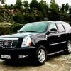 Тест-драйв Chevrolet Tahoe и Trail Blazer