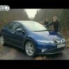 Тест-драйв Honda Сivic и Peugeot 308