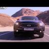 Тест-драйв Infiniti FX50 от Авто плюс