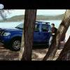 Тест-драйв Nissan Navara и Nissan Pathfinder от Авто плюс