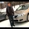 Тест-драйв Renault Latitude и Citroen C5