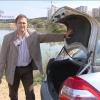 Тест драйв Renault Megane