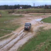 Тест-драйв SsangYong Kyron в грязи