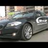 Тест-драйв новой BMW 5-series
