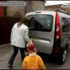 Украинский тест драйв Renault Kangoo