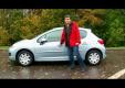 Видео Тест-драйв Peugeot 207