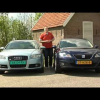 Видео обзор Seat Exeo vs Audi A4