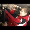 Зимняя гонка Рено Логан и Виталий Петров