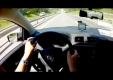 Фольксваген Поло седан едет 200км/ч