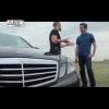 Тест-Драйв Jaguar XFR и Mercedes Е63 AMG