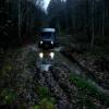 Тест Драйв УАЗ Хантер в грязи