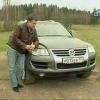 Тест Драйв Volkswagen Touareg от Карданного Вала
