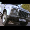 Тест- драйв Jeep Wrangler Rubicon и Land Rover Defender