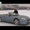 Тест-драйв Кабриолет Jaguar XKR от Авто Плюс