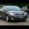 Тест-драйв Toyota Avensis