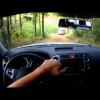 VW Tiguan на трассе Volkswagen Experience