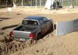 Внедорожный тест-драйв Volkswagen Amarok