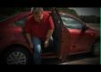Volkswagen Polo седан – Задние сидения и багажник