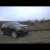 Volkswagen Touareg — Внедорожные качества