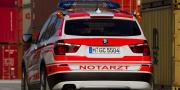 Фото BMW X3 Notarzt F25 2011