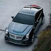 Фото Cadillac CTS-V Coupe 2011