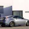 Фото Cadillac CTS-V Coupe Black Diamond 2011