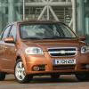 Фото Chevrolet Aveo Sedan Europe 2006