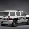 Фото Chevrolet Tahoe Police Vehicle 2008