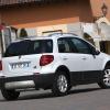 Фото Fiat Sedici Facelift 2009