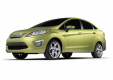 Фото Ford Fiesta Sedan USA 2010