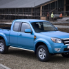 Фото Ford Ranger Extended Cab UK 2009