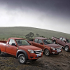 Фото Ford Ranger UK 2009