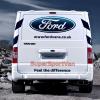 Фото Ford Transit Super Sport Van SSV 2011