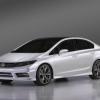 Фото Honda Civic Concept 2011